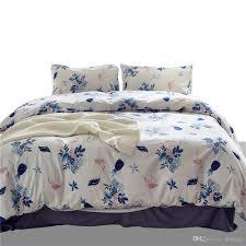 cotton tropical plant pineapple flamingo pattern children bedding set duvet cover set pillowcase twin queen king size fashion bedding full size duvet