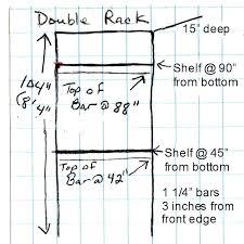 closet standard shelf height also coat standard closet rod heights