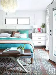 bedroom teal accents floor rugs how to clean area