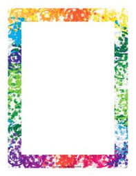 Small Picture A page border with stars in different colors Free downloads at