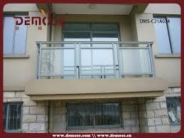 Metalix System Sistemas Integrados De Barandillas De CristalBarandillas De Aluminio Para Exterior