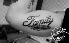 Písmo Marťa Tattoo Studio