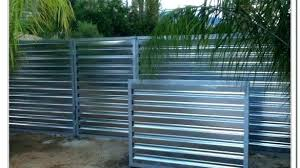 corrugated metal fence cost pestcontrolbrooklynco corrugated metal fence cost corrugated metal fence panels