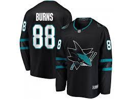 Sharks Alternate Burns Breakaway Jersey Jose Dres Brent San 88 ececfeeeadbbffafdf 2019 Fantasy Football Mock Draft