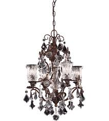 savoy house boutique 4 light mini chandelier in new tortoise shell w silver 1