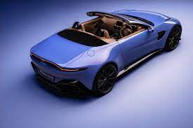 2021 Aston Martin Vantage Roadster Mit Speed Verdeck