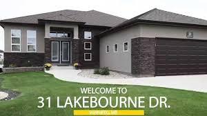 House For Sale 31 Lakebourne Drive Winnipeg Manitoba Amit