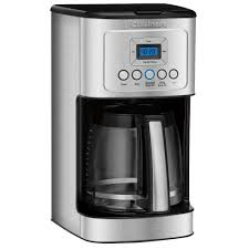 5 Cup Coffee Maker Cuisinart Perfectemp 14 Cup Coffee Maker Dcc 3200 The Home Depot