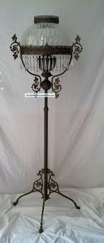 floor lamps antique victorian style kerosene oil floor lamp brass john scott tensor floor lamps