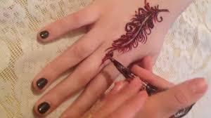 рисунки хной на ноге легкие эскизы техника нанесения мехенди