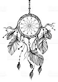 Dream Catcher Symbolism Mesmerizing Dreamcatchertraditionalnativeamericanindiansymbolvector