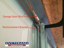 garage door orb strut