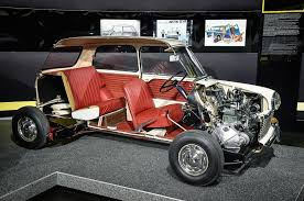 The Mini Bmw Opens The Mini Story In Munich Picture Special Autocar