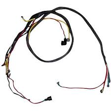 ford tractor wiring harness 2110 4110lcg 3400 3500 3550 4400 4500 wiring harness ford tractor 8n w side mount distributor 8n14401c