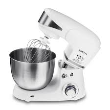 Sokany <b>220</b>-<b>240V 1000W</b> 5L Electric Food Stand Mixer Dough Hook ...