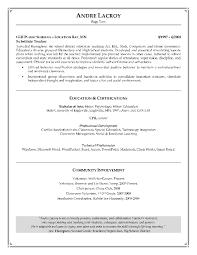 Cover Letter Cv Format For Teachers Freshers Resume Format