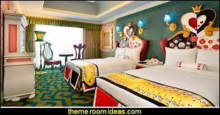 Alice In Wonderland Bedroom Ideas 2