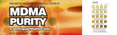 Mdma Color Chart Ez Test Mdma Purity Test Kit