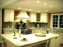 recessed lighting kitchen 5 inch light can lights pot for