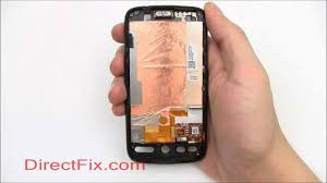 How To: Replace HTC Desire Screen | DirectFix - YouTube