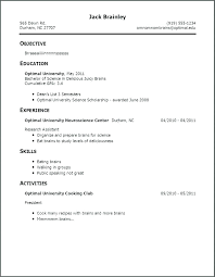Example Job Resume – Markedwardsteen.com