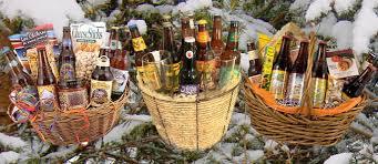 gift idea local craft beer basket