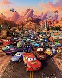 <b>Cars</b> | Pixar Wiki | Fandom