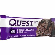 Quest Double Chocolate Chunk Protein Bar, 2.12 .. - Fry's Food Stores