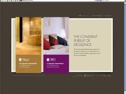 apartment website design. Xin Serviced Apartment Group Website Design