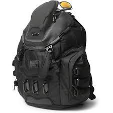 Oakley New Kitchen Sink Stealth Black 34l Laptop Bag Adventure