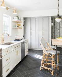 black and white tile floor kitchen. Kitchen:Black And White Tile Kitchen Engaging Black Square Island With Floor