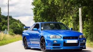 NISSAN SKYLINE GT-R R34 (1999-2002) - GUIDE OCCASION
