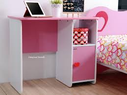 childrens pink writing desk