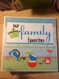 cricut from my kitchen great idea to make recipe binder throw out all the random copies cut outs etc