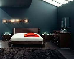 Men's Bedroom Decorating Ideas | ... minimalist-platform-bedroom-decorating-