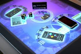 Micrsoft Table Microsoft Previews The Ultimate Coffee Table Kitchen Authority