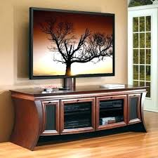 Thin Tv Stand Stand Stand Mission Style Corner Stand For Flat Screen ...