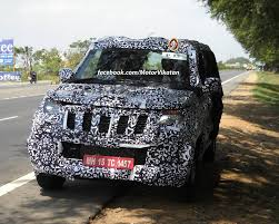 new car launches for diwali 2014New Mahindra Scorpio SUV spied launching soon  New and Upcoming