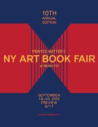 unseen worlds at printed matter s ny art book fair