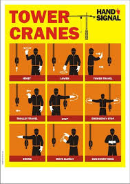 Crane Safety Posters Safety Poster Shop Safety Posters