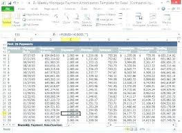Personal Loan Amortization Schedule Excel Payment Plan Calculator ...