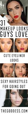 makeup looks guys love try these natural and dramatic makeup looks that make guys crazy