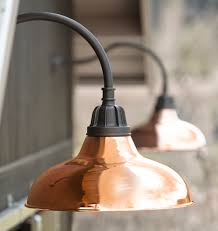 copper lighting fixtures. Carson Gooseneck Wall Mount Warehouse Fixture A2949 Copper Lighting Fixtures