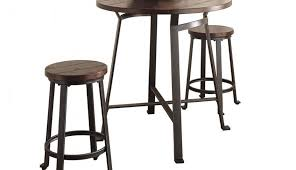 high and for height round b ideas chairs industrial wood pipe pedestal target wooden wayfair legs