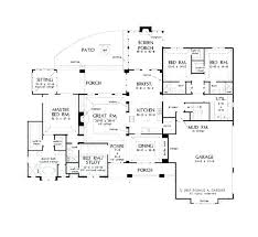 house plans kerala style single floor awesome 3 bedroom single story house plans for single story