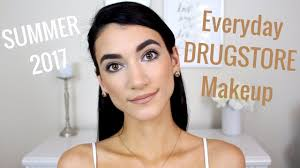 natural simple everyday makeup routine 2017