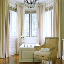 Wonderful Bay Window Curtains and 50 Cool Bay Window Decorating Ideas  Shelterness
