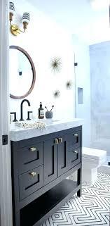 striking perfecta pa bathroom vanity single sink cabinet dark