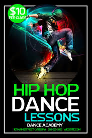 Create Free Dance Posters In Minutes Postermywall