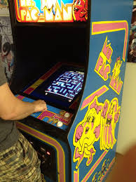 Ms Pacman Cabinet The Yeti Speaks Life Goal Achieved I Bought A Ms Pac Man